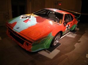 Warhol: 1979 BMW M1