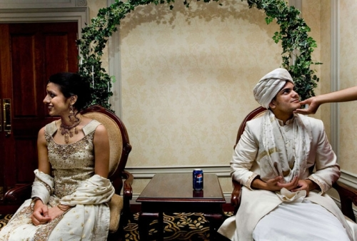 Bassist Basim Usmani getting married shortly before The Kominas kick-off their 2007 TaqwaTour...