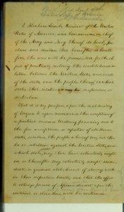 Emancipation Proclamation p. 1