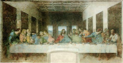 The New Last Supper Studio 360 Blog